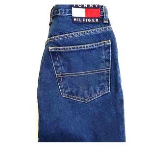 Vintage Tommy Hilfiger Jeans - Bootleg Dark Wash